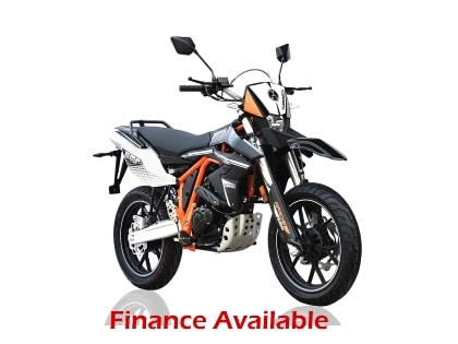 Sinnis apache smr 125 finance red
