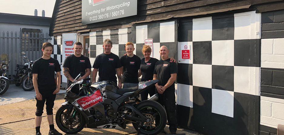 Cambridge Motorcycles   Motorcycle Sales, Servicing, MOT, Repairs